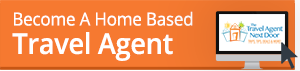 become a home-based travel agent button and control your career - big commissions host services